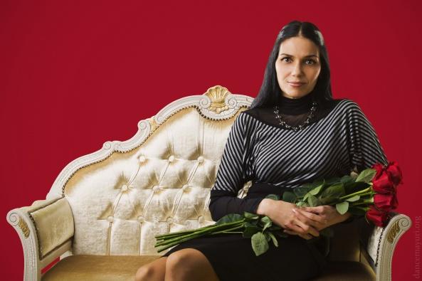 Leader of Mayuri Vera Evgrafova