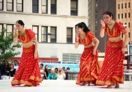 31st Annual Downtown Dance Festival, New York City, August 2012