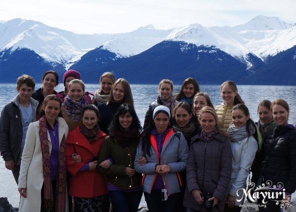 Alaska tour - Mayuri